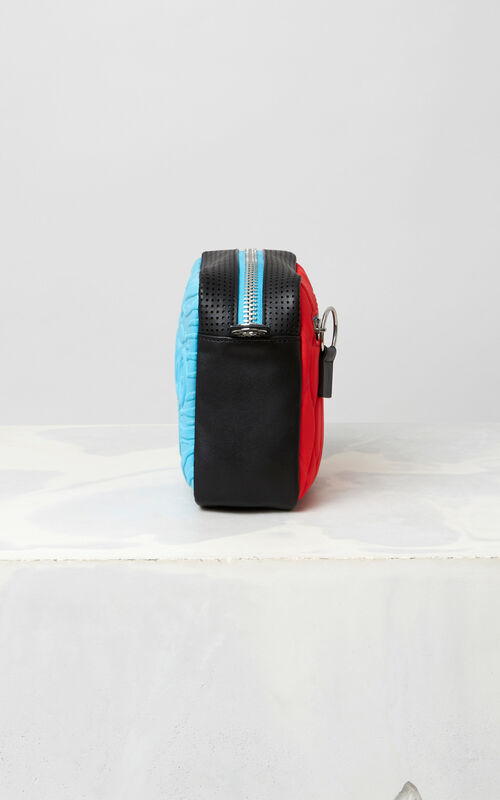 TURQUOISE KENZO Kombo camera bag for unisex