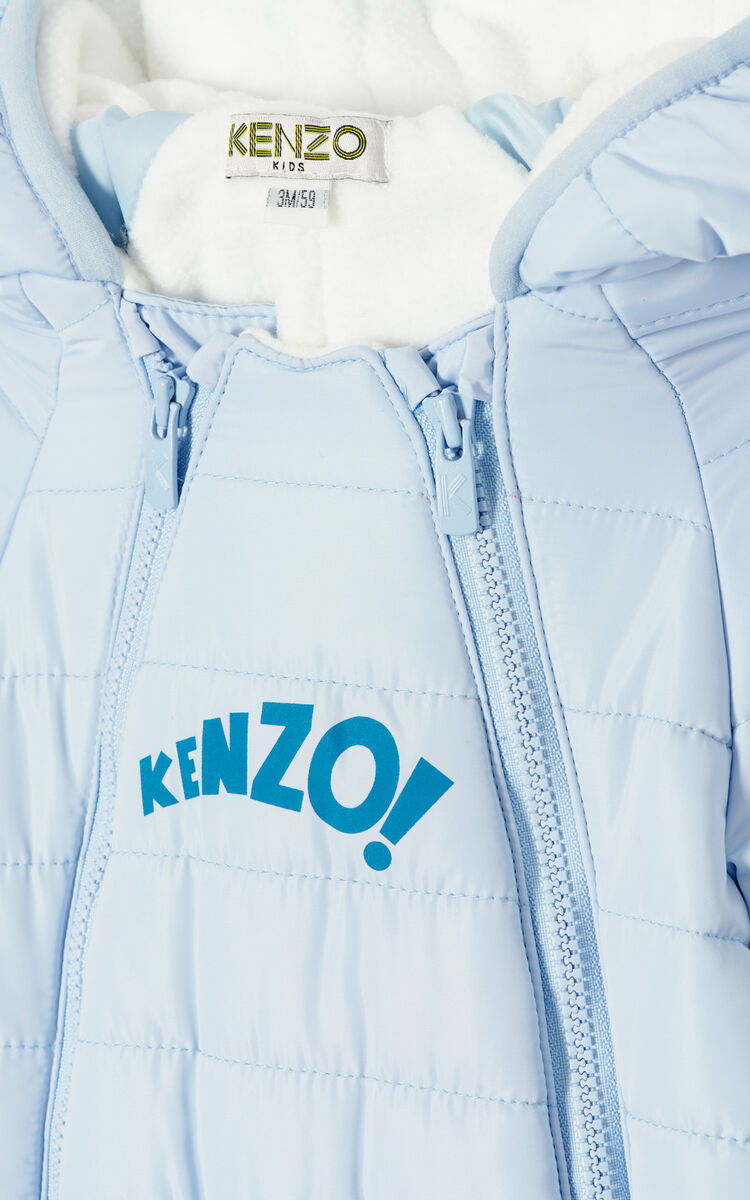 65943490c Fantastic Jungle' jumpsuit for WINTER ESSENTIALS Kenzo | Kenzo.com
