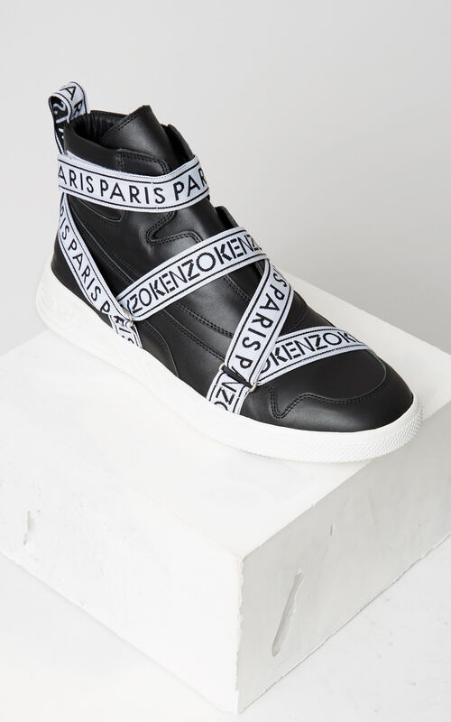 BLACK Coby Sneakers for men KENZO