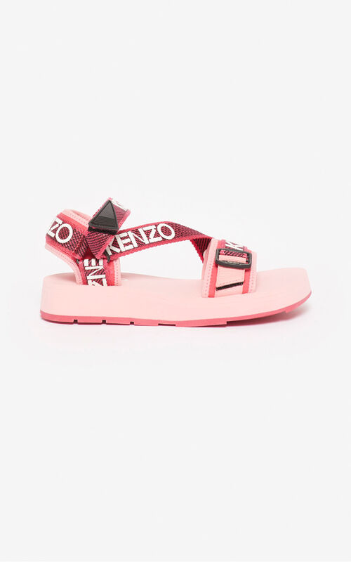 CORAL Papaya sandals for women KENZO