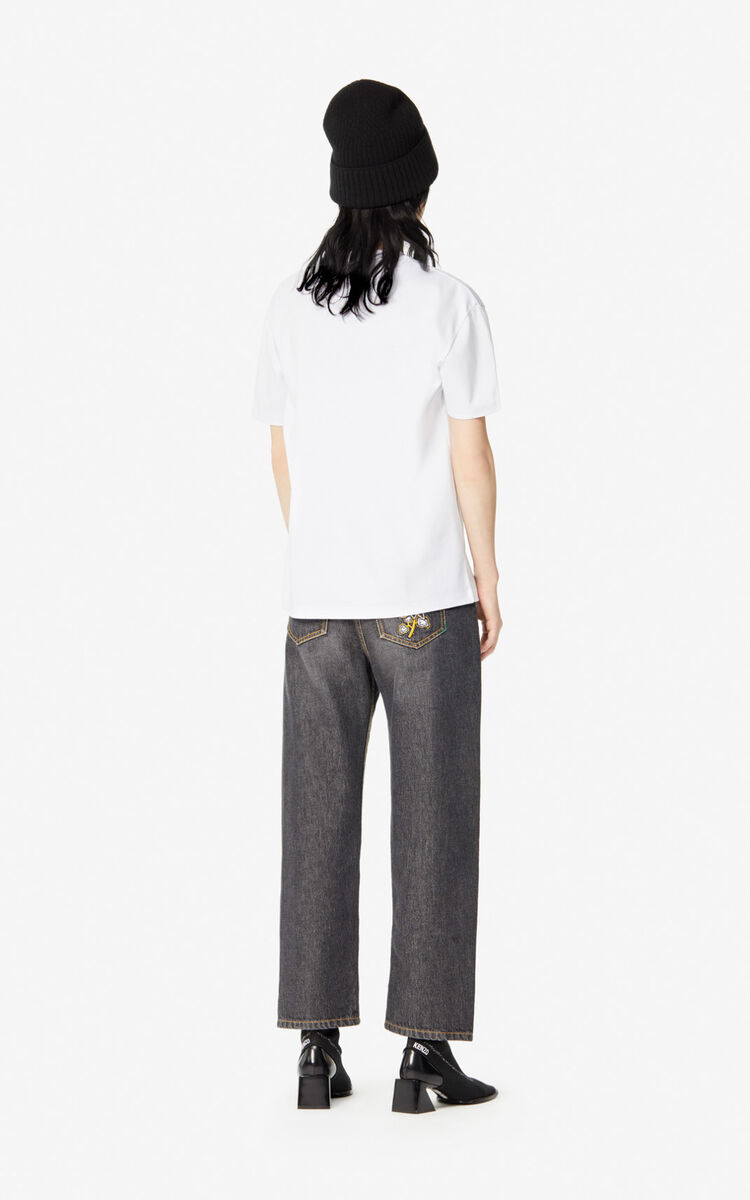 WHITE 'KENZO Mountain' 'Capsule Expedition' T-shirt for women