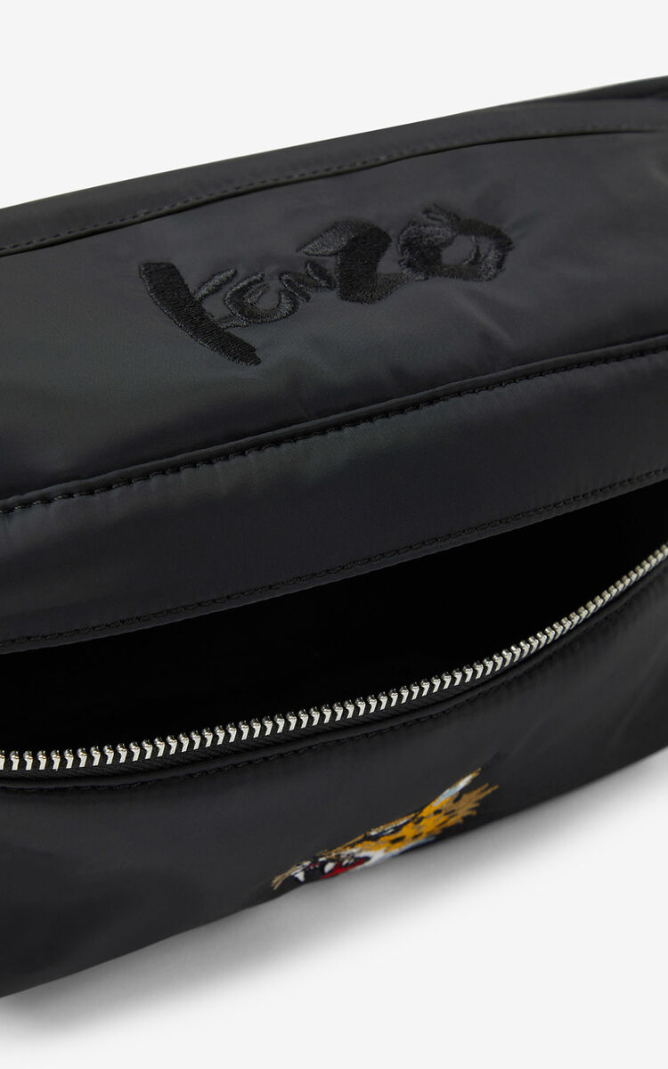 BLACK KENZO x KANSAIYAMAMOTO  belt bag for men