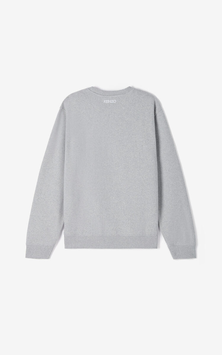 ANTHRACITE 'Bandana' sweatshirt for men KENZO