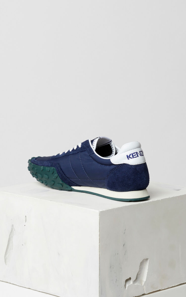 NAVY BLUE KENZO MOVE Sneaker for women