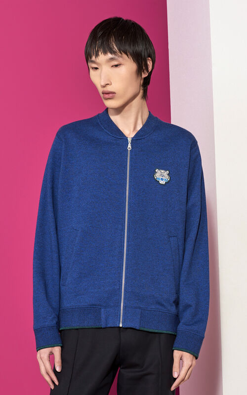 Tiger Teddy Bomber, DEEP SEA BLUE, KENZO