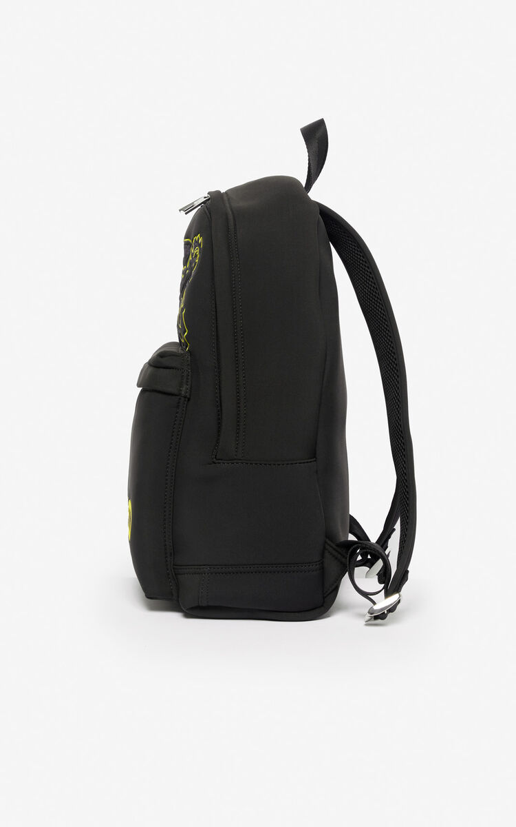 c8212e98397 Large Neoprene Tiger backpack for ACCESSORIES Kenzo | Kenzo.com