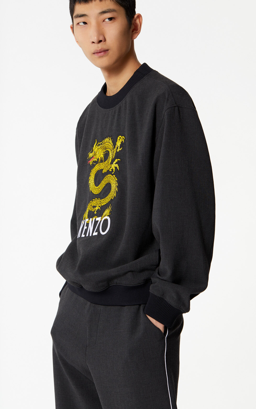 For Outlet Dragon Sweatshirt Outlet Sweatshirt Kenzo Dragon Sweatshirt Kenzo Dragon Kenzo For vN8nwm0