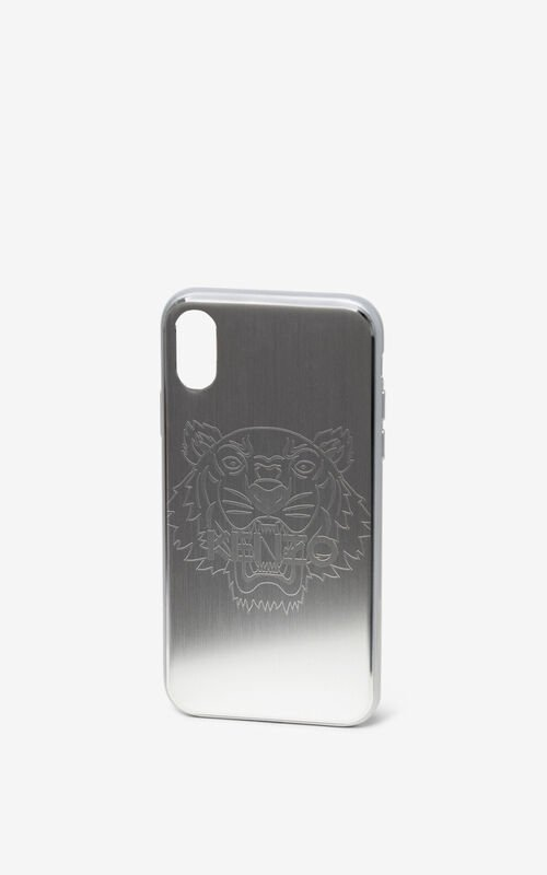 SILVER iPhone X Case   for women KENZO
