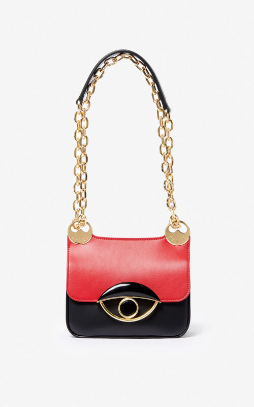MEDIUM RED TALI crossbody bag  for unisex KENZO