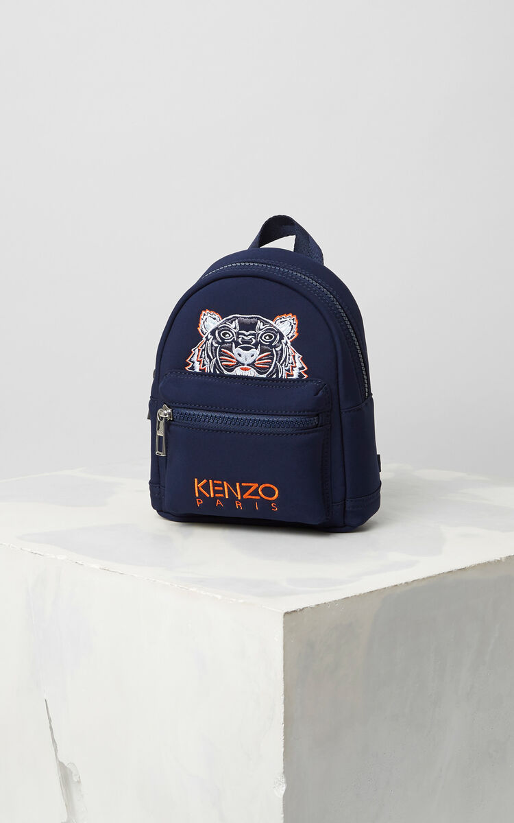32489e371a Mini Neoprene Tiger Backpack for ACCESSORIES Kenzo | Kenzo.com
