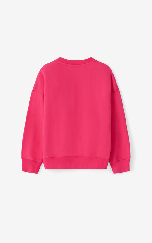 DEEP FUSCHIA 'Lima' sweatshirt for women KENZO