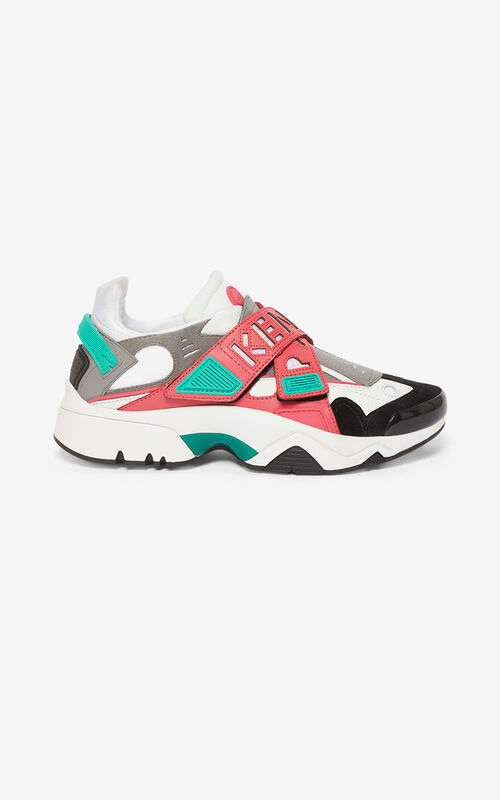 CORAL Sonic Velcro sneakers for unisex KENZO