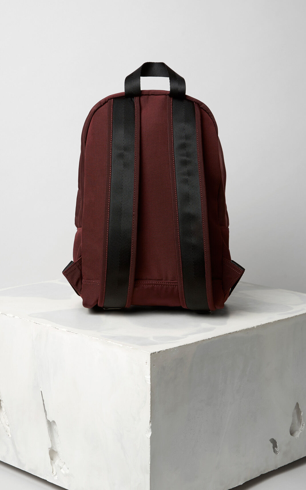 BORDEAUX Medium Tiger Canvas backpack for men KENZO