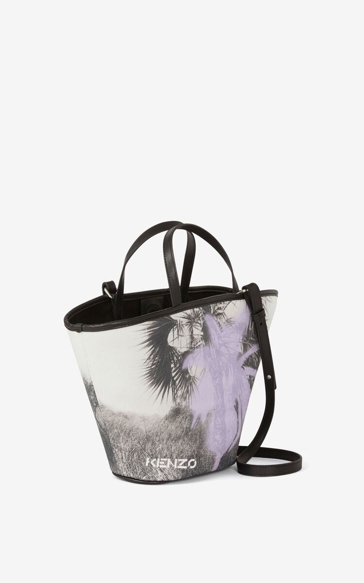 WISTERIA 'High Summer Capsule' small crossbody tote bag for unisex KENZO