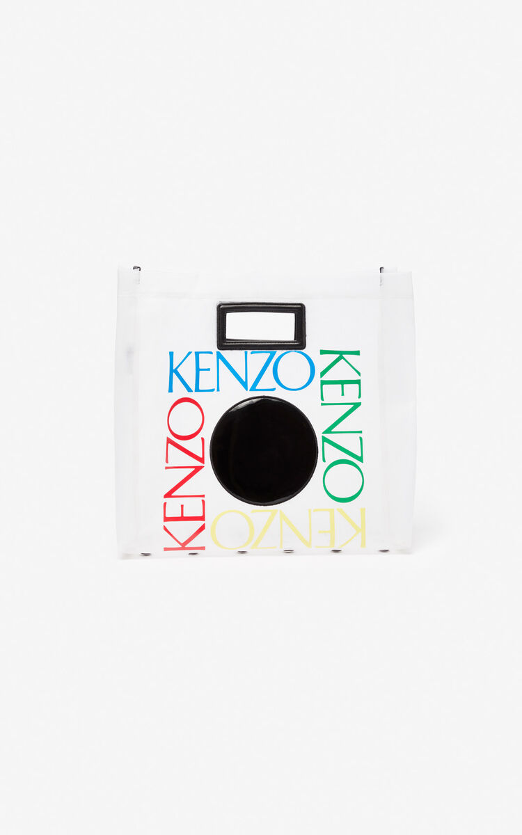 158938adc1 Square Logo' tote bag for PRIVATE SALE Kenzo | Kenzo.com