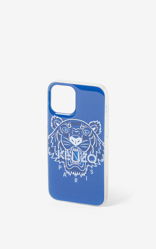 DEEP SEA BLUE iPhone 12 Pro case for unisex KENZO