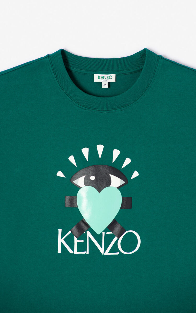 PINE 'Cupid' T-shirt for men KENZO