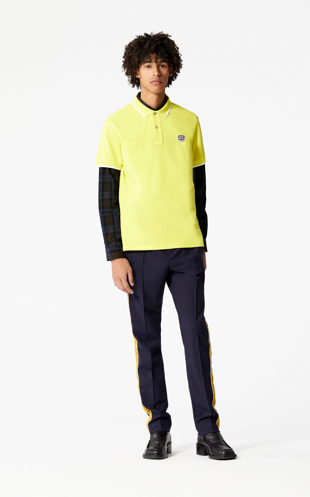 LEMON Regular Tiger Polo for women KENZO