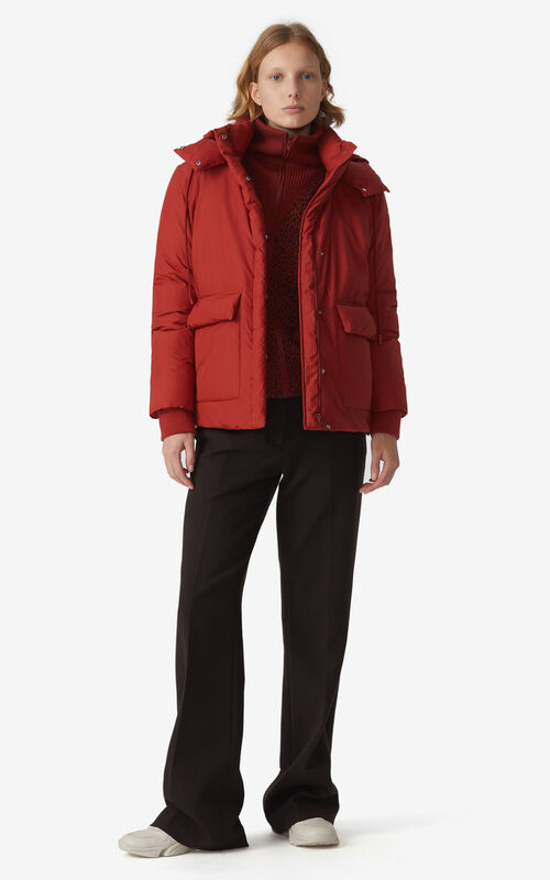 FIRE Puffer jacket for women KENZO