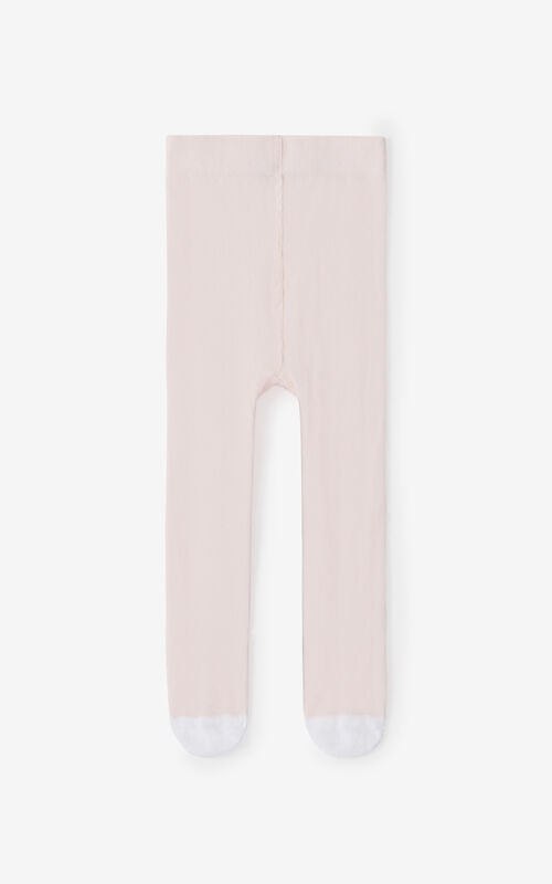 FADED PINK KENZO Sport tights for women