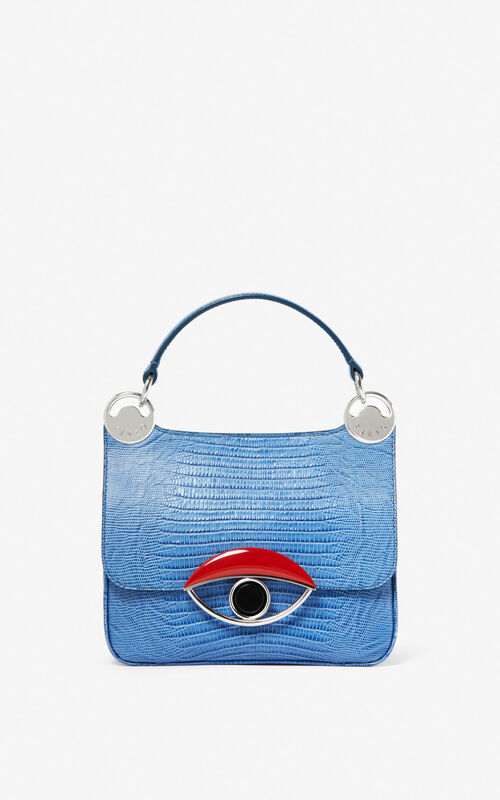 SKY BLUE TALI crossbody bag for unisex KENZO