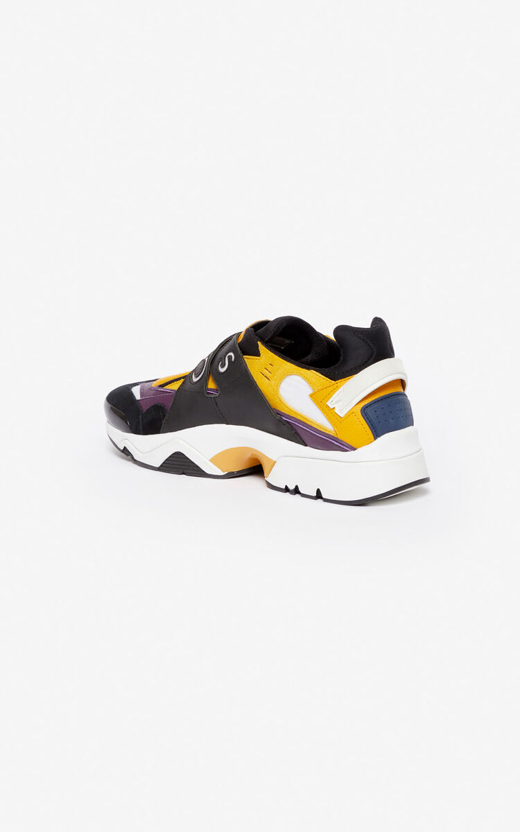 MARIGOLD Sonic Scratch sneakers for unisex KENZO