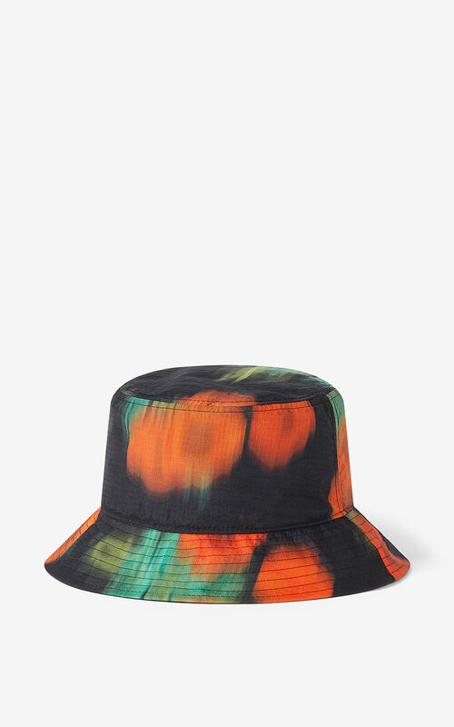 CHERRY 'Poppy' sun hat for unisex KENZO