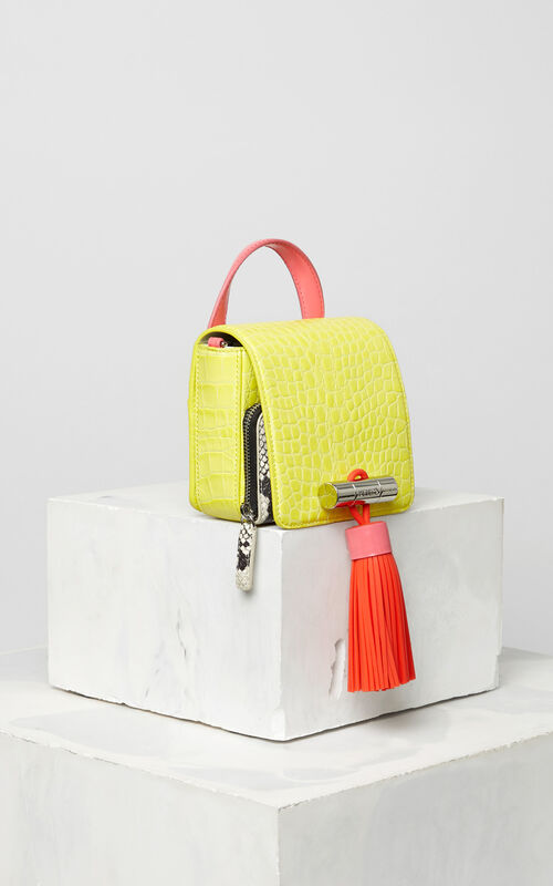 LEMON Mini Sailor bag colorblock for women KENZO