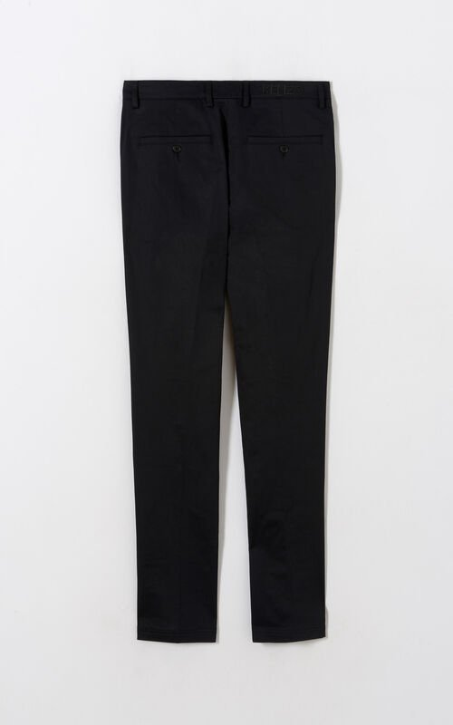 BLACK Relax chinos for men KENZO