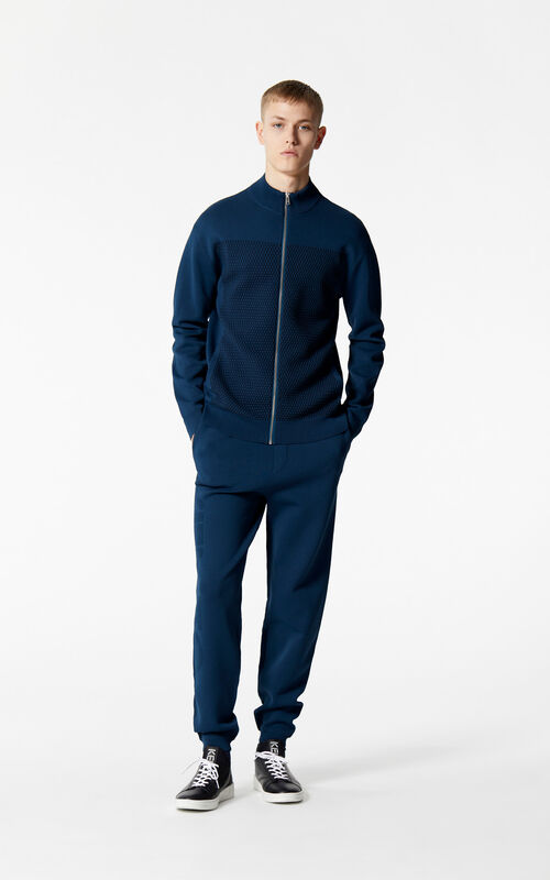 PINE Knitted jogging bottoms for men KENZO