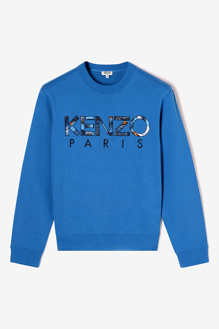 DUCK BLUE KENZO x Tropical Ice Sweatshirt for men