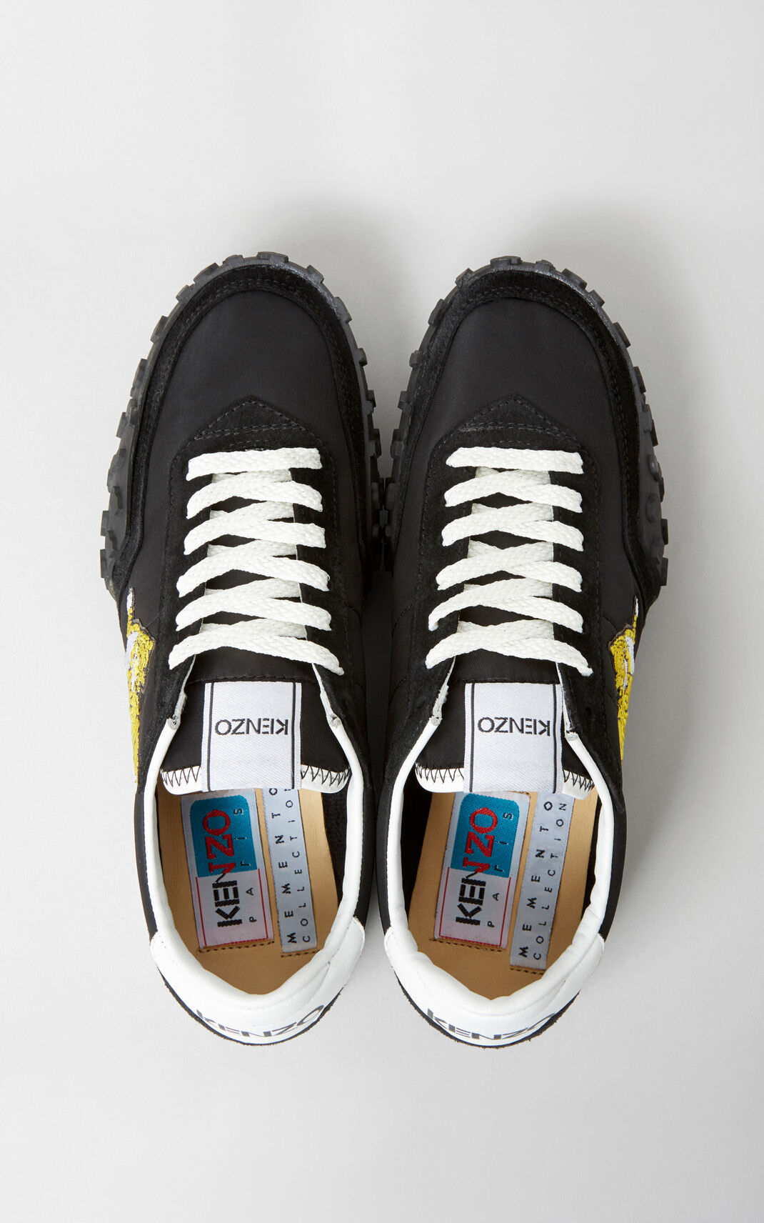 BLACK KENZO MOVE Sneaker for women
