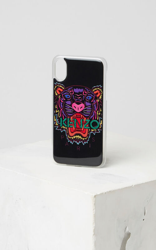 CORAL iPhone X Tiger Case   for unisex KENZO