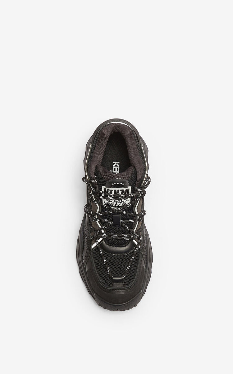 BLACK Inka sneakers for unisex KENZO