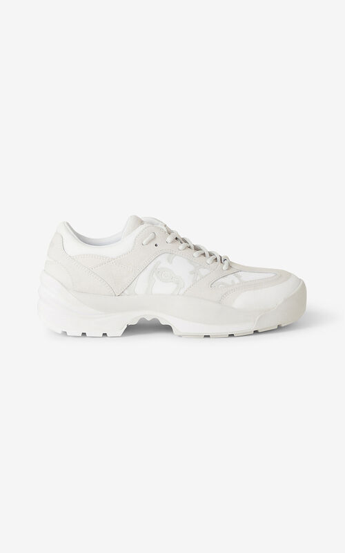 OFF WHITE KENZO Work sneakers for men