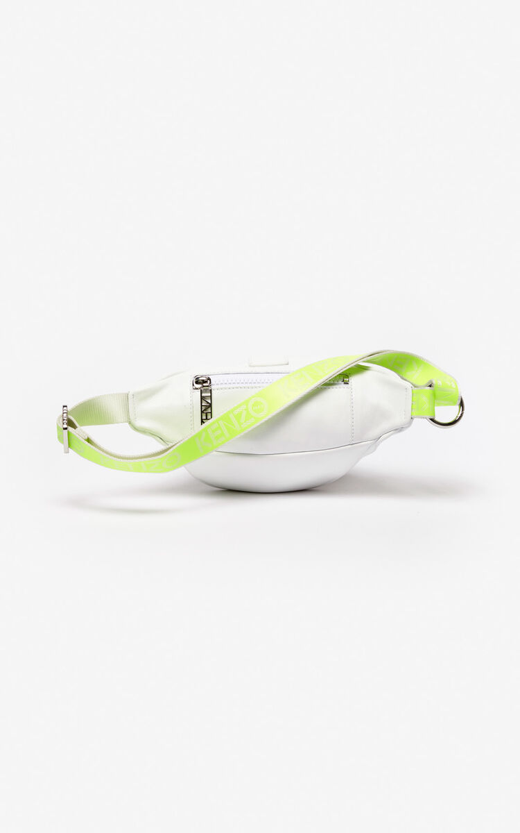 WHITE Kalifornia sports belt-bag for unisex KENZO