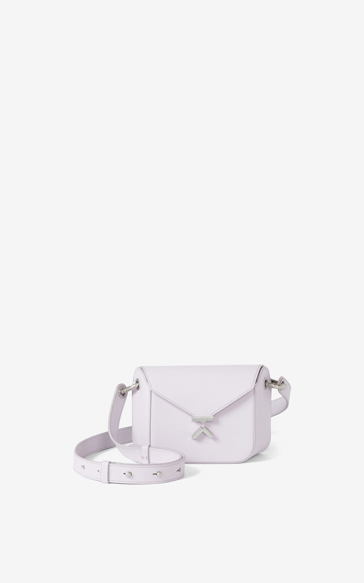 WISTERIA KENZO K small leather bag for unisex
