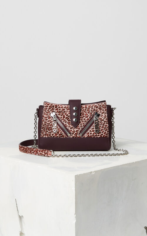PRUNE Bi-material Tiny Kalifornia bag for women KENZO