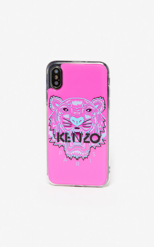 STRAWBERRY Tiger iPhone X/XS case for unisex KENZO