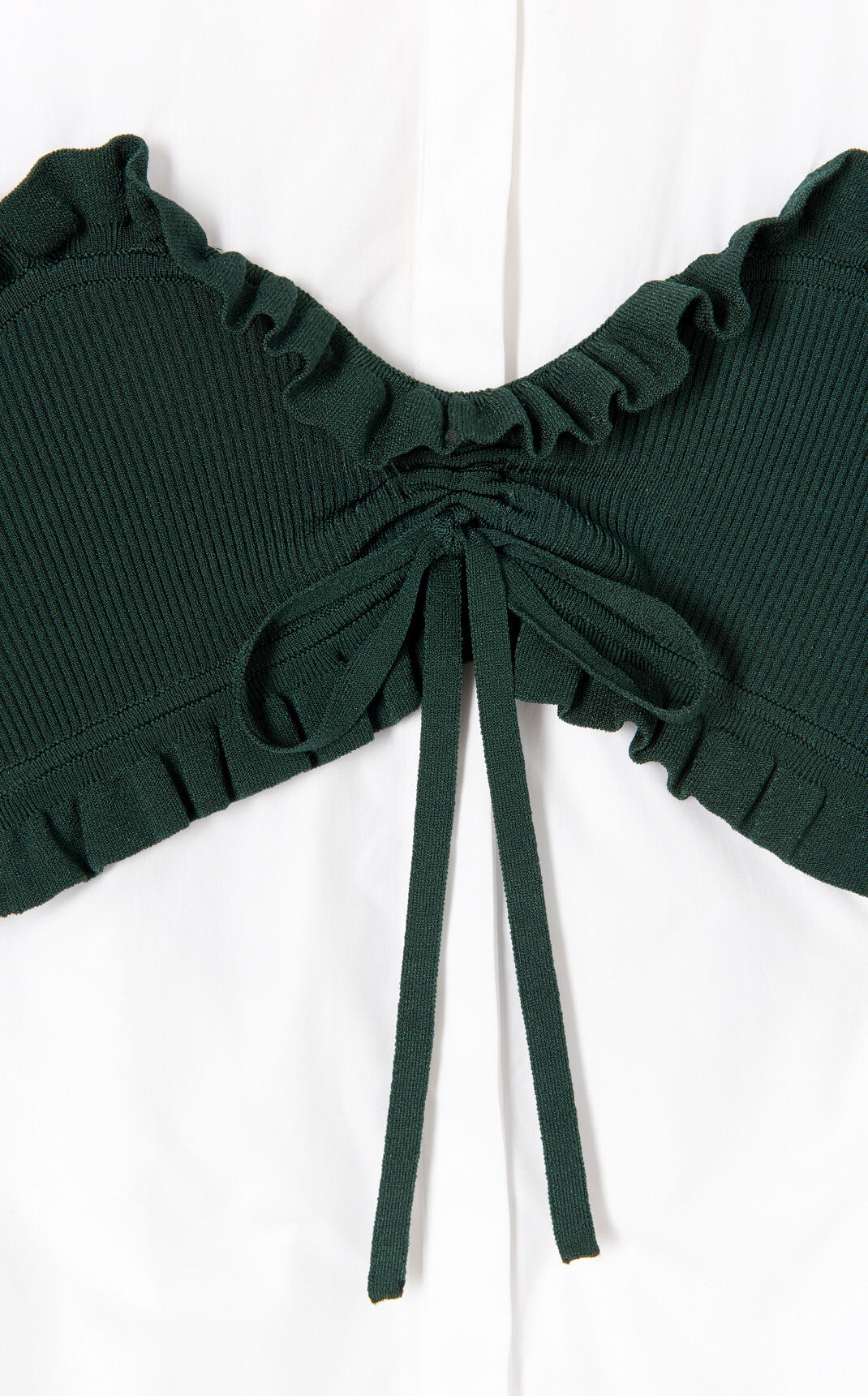 PINE Knit brassiere shirt for women KENZO