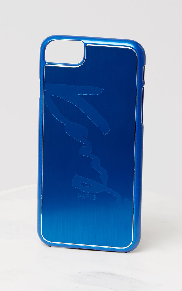 CYAN KENZO Signature iPhone 7/8 case for unisex