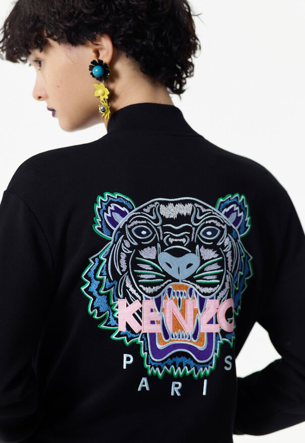 BLACK Tiger teddy for women KENZO