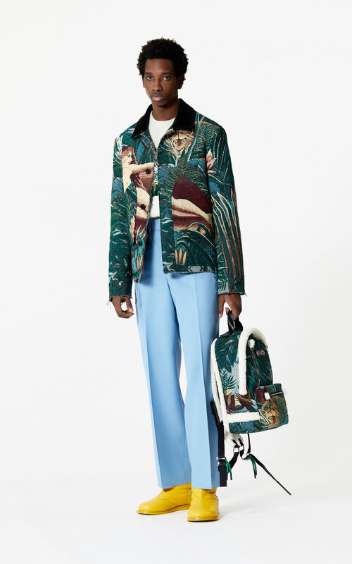 PINE Jacquard jacket for women KENZO