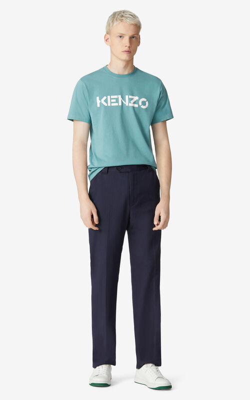 GLACIER KENZO Logo t-shirt for men