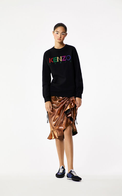 Kenzo Holiday Capsule Collection Embroidered: The Sweatshirt