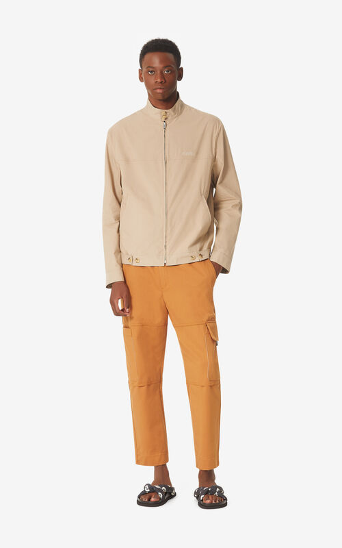 TAUPE Zipped jacket  for men KENZO