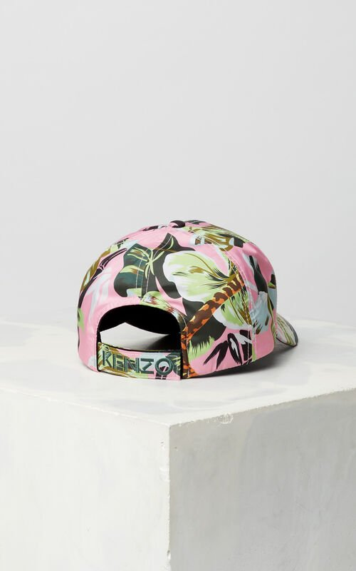 BEGONIA 'Bamboo Tiger' Cap for women KENZO