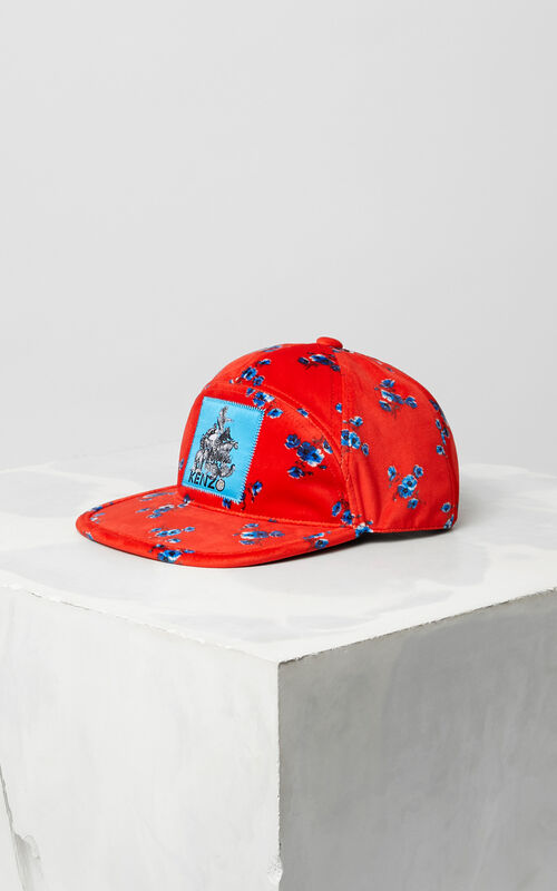 FIRE May Flowers' Velvet Cap for women KENZO