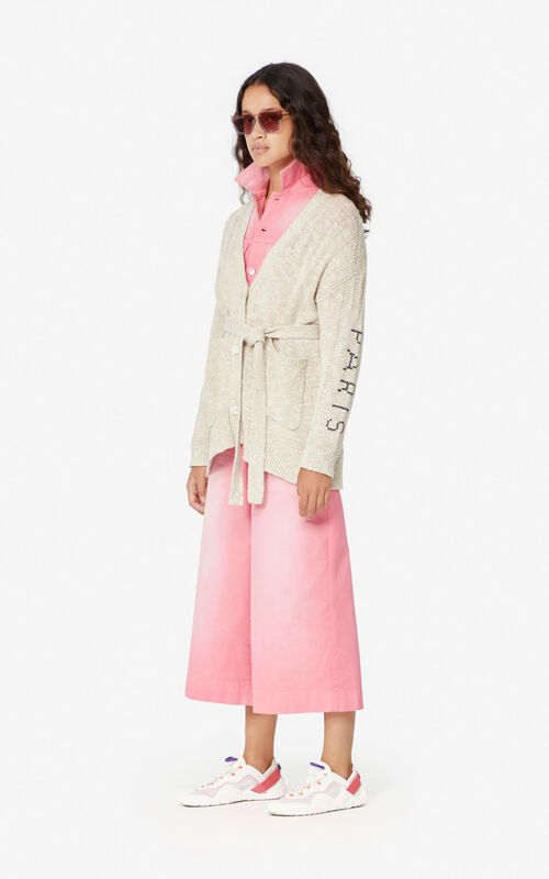 OFF WHITE KENZO Paris cardigan for women
