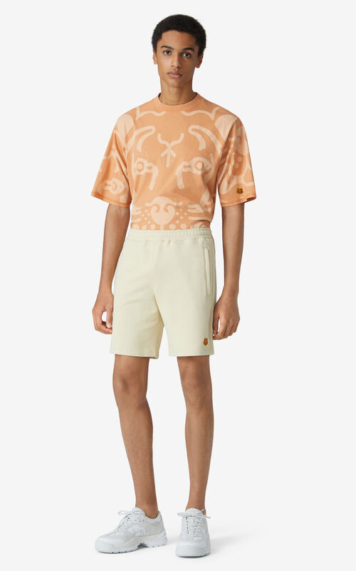 SAND Tiger Crest shorts for men KENZO